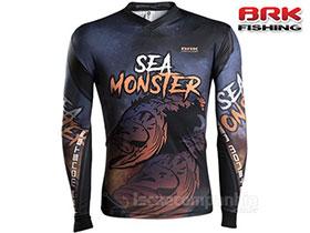 CAMISETA BRK SEA MONSTER MERO COM FPU 50+ ed0255761faa5